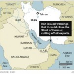 Tensions Increase Between U.S. and Iran Over Oil Transportation — Harbinger of Things to Come?