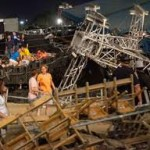 Country Group Sugarland Blames Fans for Injuries in Stage Collapse