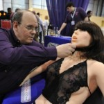 Good News for the Secret Service — Robot Sex Slaves Coming Soon