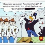 Donald Duck Causes Holocaust Controversy in Germany — Trouble in Duckburg?