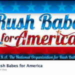 "Rush Limbaugh Launches ""Rush Babes for America"" — Are You a Rush Babe?"