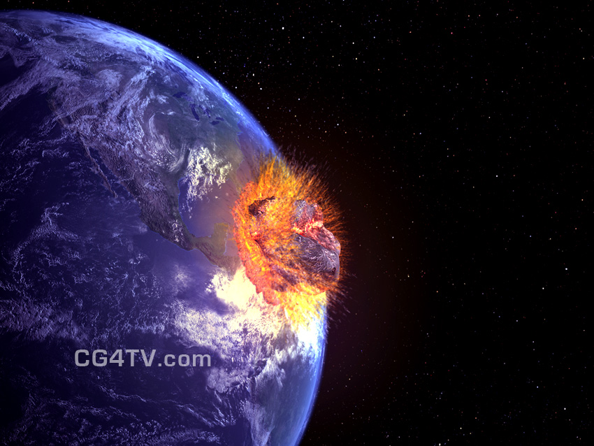 Asteroid the size of a city block passes close to earth lz1