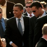 Secret Service Officer Passed Out Drunk on the Street — Do They Even Care about Obama?