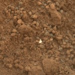 Bright Object in Martian Dirt Raising Eyebrows