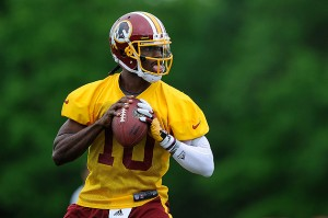 Robert Griffin III is an amazing athlete, but additionally, seems to be a well-rounded member of society.  Why is that so hard for Rob Parker to stomach?