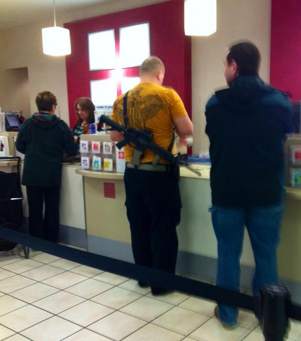 Why This Man Was Running Around J.C. Penney with a AR-15 ...