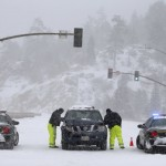 LAPD are stopping cars looking for Dorner, who is a danger to at least 20 LAPD officials...and basically no one else at all.