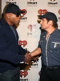 Brad:  Let's make a pact not to ever do any s**t like that again. LL Cool J:  Deal, bro!