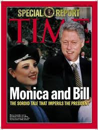 Bill's problems were a little different... his deceptions proved he could do the job of President better...after all, lying is 99% of it, right?
