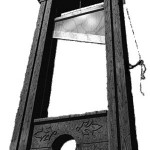 The United States Government is Storing 30,000 Guillotines?  Say What?