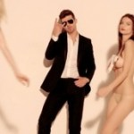 "Robin Thicke Goes Mainstream — ""Blurred Lines"" Not Blurred at All on Illuminati Influence"