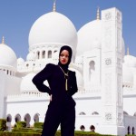 Rihanna Kicked Out of Abu Dhabi Mosque for Unauthorized Photo Shoot