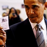 President Obama Says the Right to Vote is Under Threat in the U.S. — Well You Got That Right, You Idiot!
