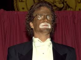 Ted Danson was kicking it blackface before kicking it blackface was cool.