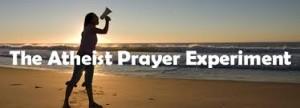 atheist praying