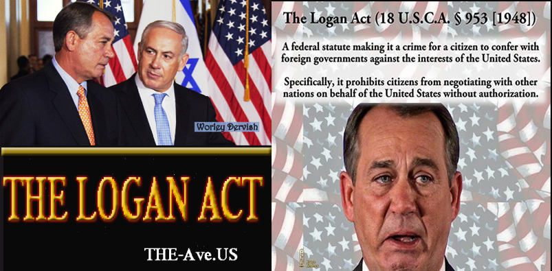 Much like the American Constitution, the Logan Act simply isn't all that important these days.