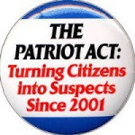 Some Provisions of the Patriot Act Expire — Nothing Happens, Neither Bad Nor Good
