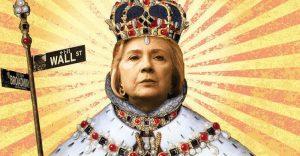 All hail the Queen.
